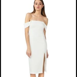 BHLDN Jay Godfrey Downie Midi Dress